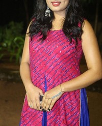 Actress Srushti Dange At Oy Ninne Audio Launch Photos | Picture 1522408