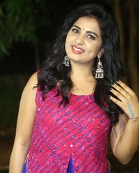 Actress Srushti Dange At Oy Ninne Audio Launch Photos | Picture 1522399