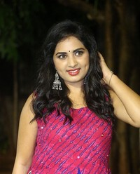 Actress Srushti Dange At Oy Ninne Audio Launch Photos | Picture 1522398
