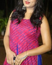 Actress Srushti Dange At Oy Ninne Audio Launch Photos | Picture 1522409