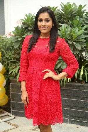Rashmi Gautham Photoshoot during Be You Salon Launch