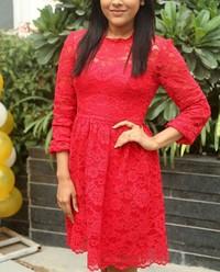 Rashmi Gautham Photoshoot during Be You Salon Launch