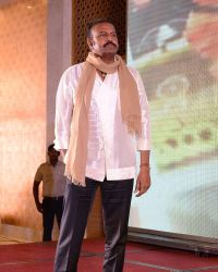 Mohan Babu - Paisa Vasool Movie Audio Success Meet Photos | Picture 1524057