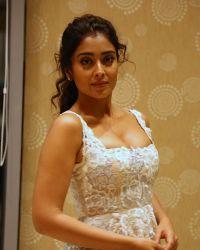 Actress Shriya Saran Hot at Paisa Vasool Movie Audio Success Meet Photos | Picture 1524101