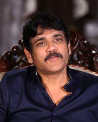 Nagarjuna Akkineni Interview on Raju Gari Gadhi 2 Pictures