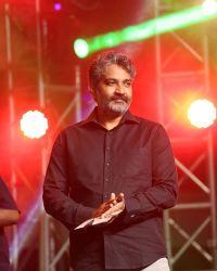S. S. Rajamouli - Yuddham Sharanam Movie Audio Launch Photos