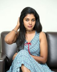 Actress Riythvika at Pelli Roju Movie First Look Launch Photos | Picture 1524696