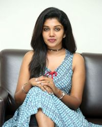 Actress Riythvika at Pelli Roju Movie First Look Launch Photos | Picture 1524695