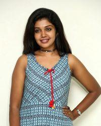 Actress Riythvika at Pelli Roju Movie First Look Launch Photos