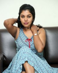 Actress Riythvika at Pelli Roju Movie First Look Launch Photos | Picture 1524700