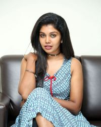 Actress Riythvika at Pelli Roju Movie First Look Launch Photos | Picture 1524697