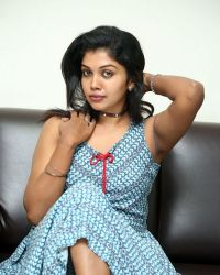 Actress Riythvika at Pelli Roju Movie First Look Launch Photos | Picture 1524702