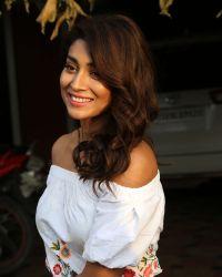 Actress Shriya Saran Photoshoot during Interview For Paisa Vasool   Picture 1524610