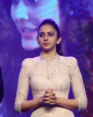 Rakul Preet Singh - Malli Raava Movie Pre Release Event Photos