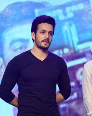 Akhil Akkineni - Malli Raava Movie Pre Release Event Photos