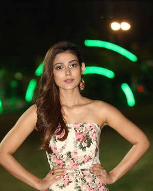 Aakanksha Singh - Malli Raava Movie Pre Release Event Photos
