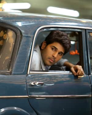 Allu Sirish - Okka Kshanam Movie Stills