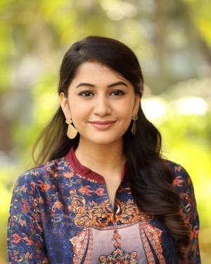 Actress Simran Sharma Photos at EGO Movie Teaser Launch