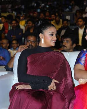 Keerthi Suresh - Agnyaathavaasi Audio Launch Photos