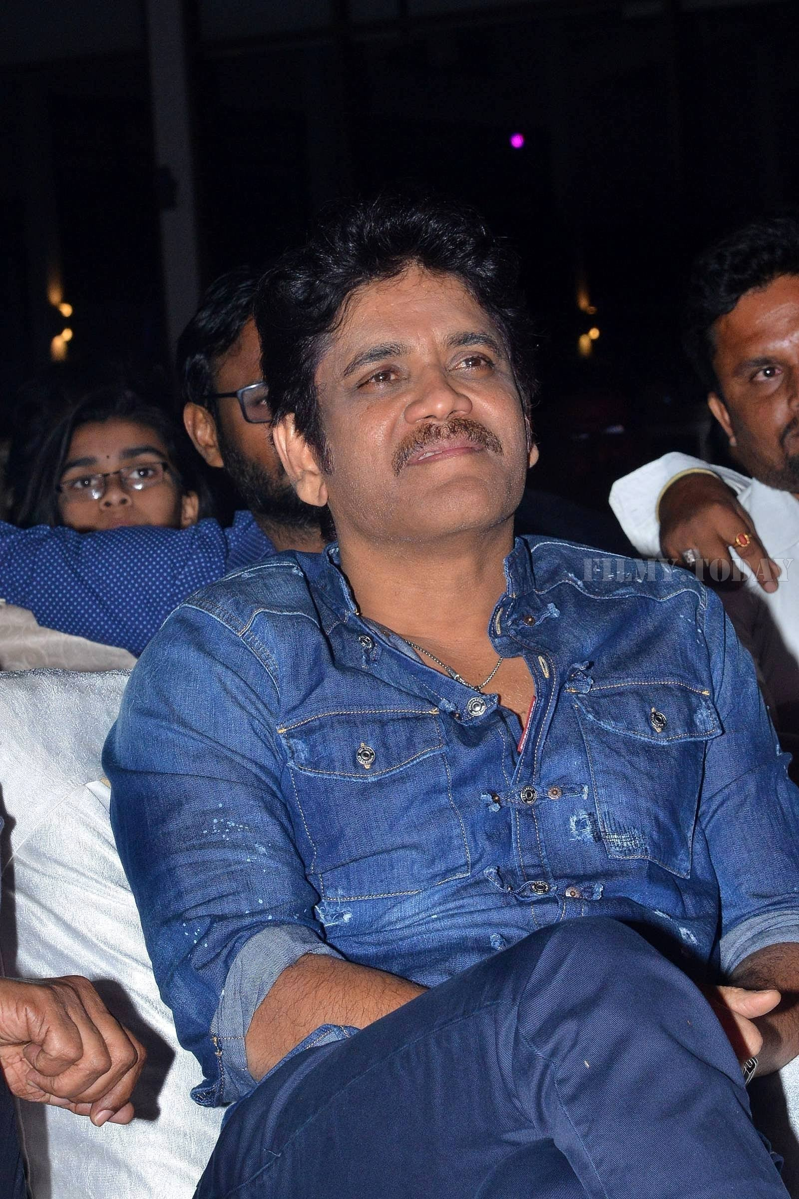 Nagarjuna Akkineni - Hello Telugu Movie Pre Release Event Photos | Picture 1552905