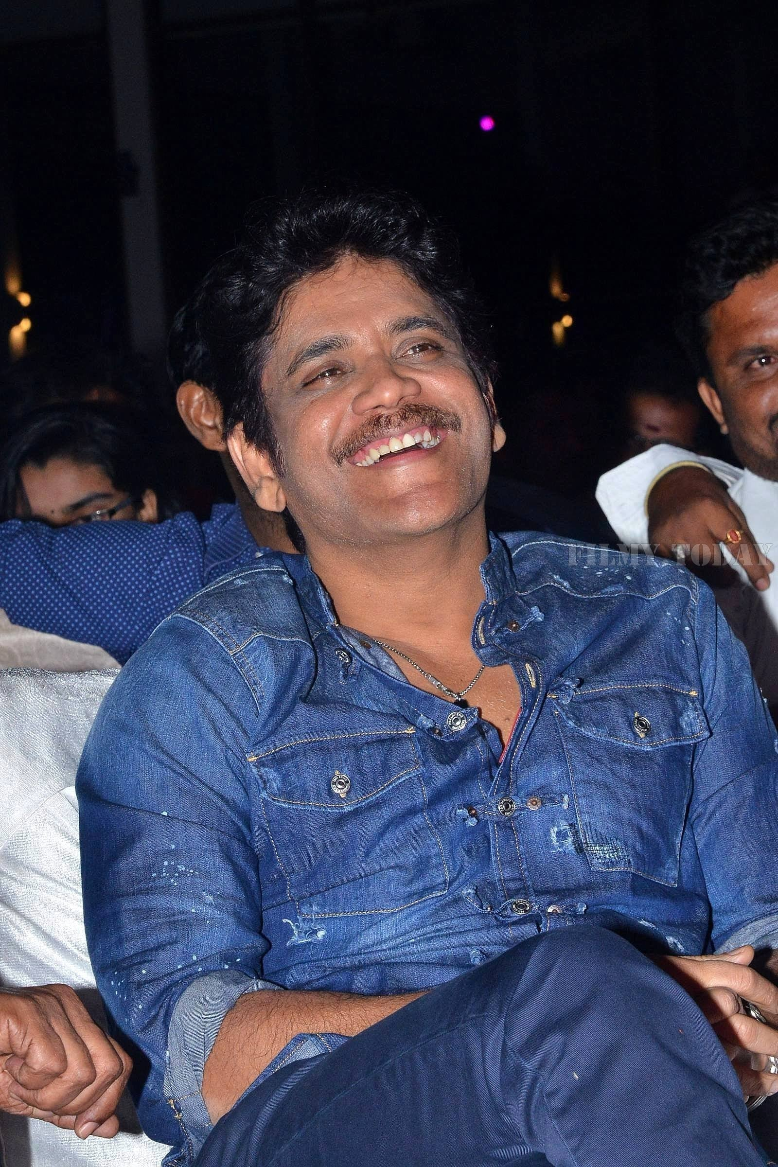 Nagarjuna Akkineni - Hello Telugu Movie Pre Release Event Photos | Picture 1552907