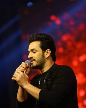 Akhil Akkineni - Hello Telugu Movie Pre Release Event Photos | Picture 1553071