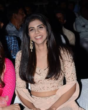 Kalyani Priyadarshan - Hello Telugu Movie Pre Release Event Photos | Picture 1552954