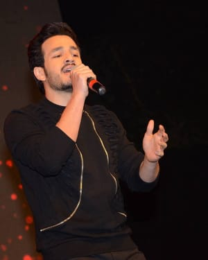 Akhil Akkineni - Hello Telugu Movie Pre Release Event Photos | Picture 1553001