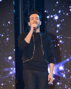 Akhil Akkineni - Hello Telugu Movie Pre Release Event Photos | Picture 1553005