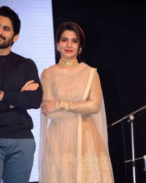 Samantha Akkineni - Hello Telugu Movie Pre Release Event Photos | Picture 1553039