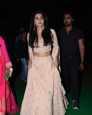 Kalyani Priyadarshan - Hello Telugu Movie Pre Release Event Photos | Picture 1552939