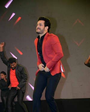 Akhil Akkineni - Hello Telugu Movie Pre Release Event Photos | Picture 1553017