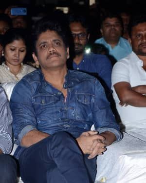 Nagarjuna Akkineni - Hello Telugu Movie Pre Release Event Photos