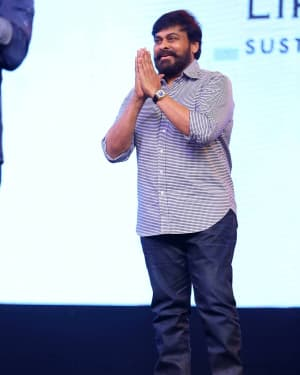 Chiranjeevi  - Hello Telugu Movie Pre Release Event Photos