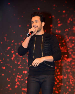 Akhil Akkineni - Hello Telugu Movie Pre Release Event Photos | Picture 1553003