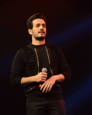 Akhil Akkineni - Hello Telugu Movie Pre Release Event Photos | Picture 1553006