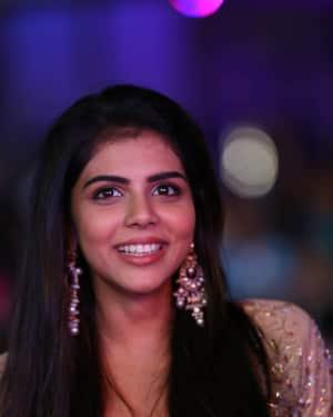 Kalyani Priyadarshan - Hello Telugu Movie Pre Release Event Photos | Picture 1553053