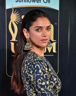 Actress Aditi Rao Hydari at IIFA Utsavam Awards 2017 Photos