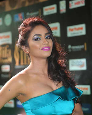 Actress Pooja Sri Photos At IIFA Awards 2017