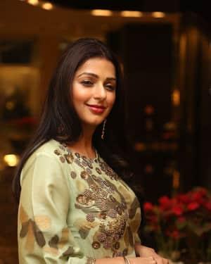 Bhumika Chawla Stills at Sri Venkateshwara Creations 2017 Success Celebrations