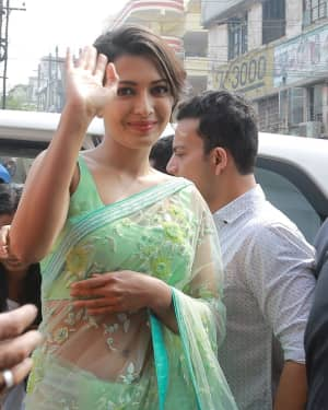 Catherine Tresa - Launch Of KLM Fashion Mall At Vizag Photos