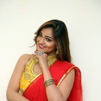 Aswini Hot in Red Saree Photos   Picture 1469876