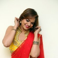 Aswini Hot in Red Saree Photos   Picture 1469878