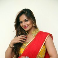 Aswini Hot in Red Saree Photos   Picture 1469874