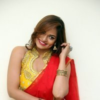 Aswini Hot in Red Saree Photos   Picture 1469877