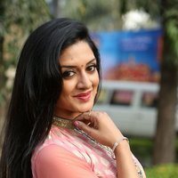 Vimala Raman at Om Namo Venkatesaya Release Press Meet Photos