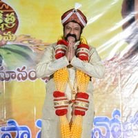 Nandamuri Balakrishna - Gautamiputra Satakarni Team Fans Meet Photos