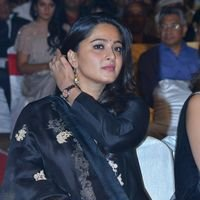 Anushka Shetty - Om Namo Venkatesaya Audio Launch Function Photos