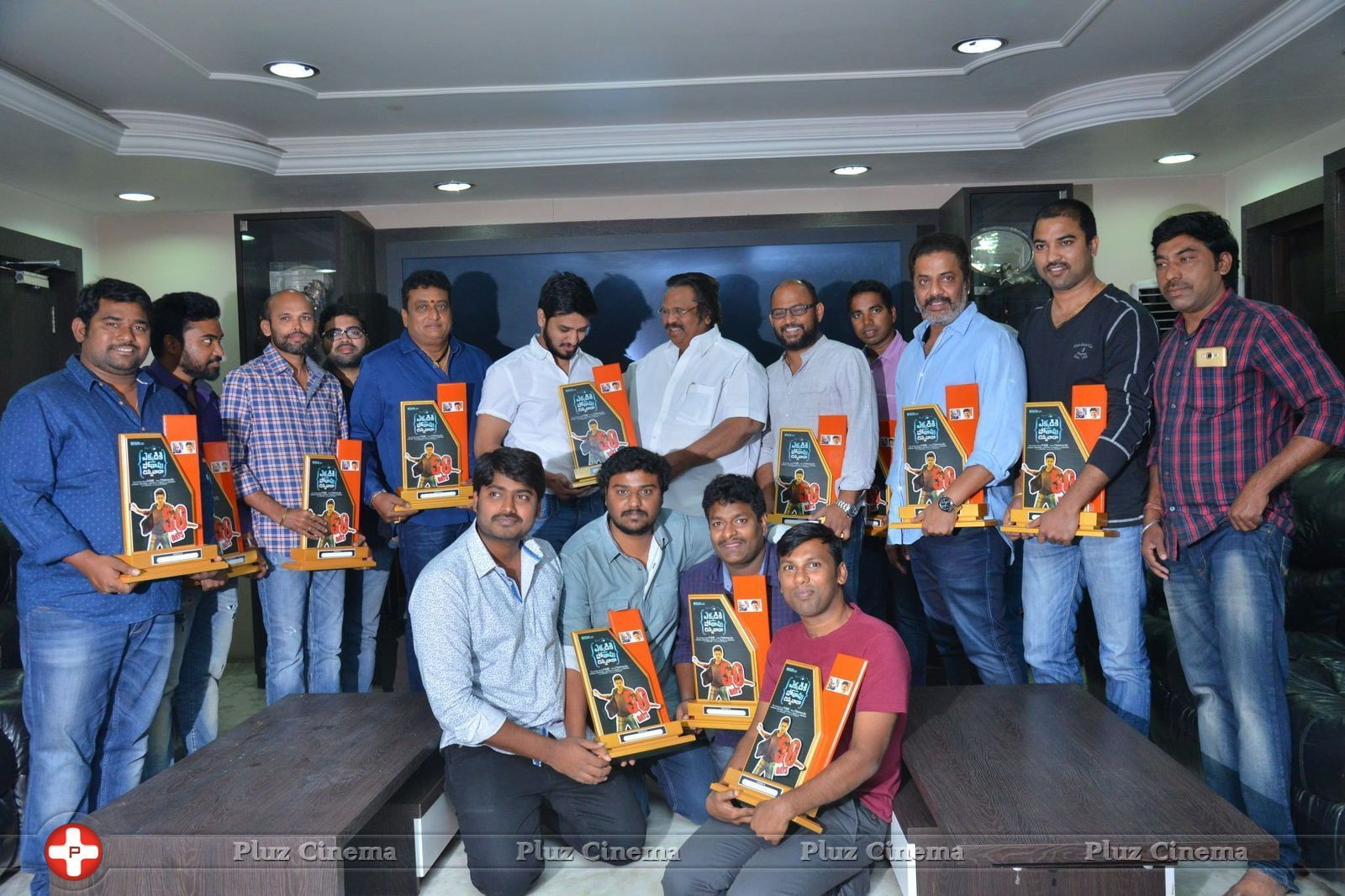 Ekkadiki Pothavu Chinnavada 50 Days Celebrations Photos