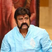 Nandamuri Balakrishna - NBK and Shriya Interview For Gautamiputra Satakarni Photos